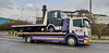 18 Ton Scania Flatbed, Recovering 7.5 Ton Flatbed. (JAMES2039) Tags: volvo fm12 ca02tow fh13 globetrotter pn09juc pn09 juc tow towtruck truck lorry wrecker rcv heavy underlift heavyunderlift 8wheeler 6wheeler 4wheeler frontsuspend rear rearsuspend daf lf cf xf 45 55 75 85 95 105 tanker tipper grab artic tractorunit trailer curtain curtainsider tautliner isuzu nqr s29tow lf55tow flatbed hiab accidentunit iveco mediumunderlift b1tmm au58acj ford f450 renault premium trange cardiff rescue breakdown night ask askrecovery recovery scania 94d w593rsc bn11erv sla superlowapproach demountable