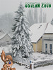 Ostern im Schnee 2018 (Carl-Ernst Stahnke) Tags: ostern schneetreiben schneefall tanne altefähr seebad urlauber rügen ostereier stromausfall easter