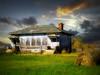 Abandoned 8 (mrbillt6) Tags: landscape rural prairie building grass bale sky outdoors country countryside northdakota