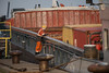 loading containers_DVL0061 (larry_antwerp) Tags: nhs container binnenvaart antwerp antwerpen 安特卫普 安特衞普 アントウェルペン אנטוורפן 안트베르펜 أنتويرب port 港口 海港 פארט 港湾 항구 بندر ميناء belgium belgië 比利时 比利時 бельгия ベルギー בלגיה बेल्जियम 벨기에 بلژیک بلجيكا schip ship vessel 船 船舶 אונייה जलयान 선박 کشتی سفينة