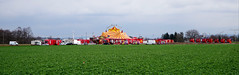 Le cirque  -  The circus (Philippe Haumesser Photographies (+ 6000 000 view)) Tags: ground sky cirque circus sonyilce6000 sonyalpha6000 sony 2018 panorama panoramique