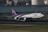 Thai Airways International HS-TGA (dora9092) Tags: boeing7474d7 タイ国際航空 羽田空港 tokyointernationalairport 747400 hnd hanedaairport 東京国際空港 rjtt
