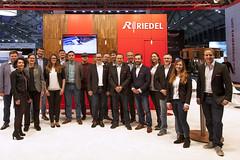 Prolight + Sound 2018 (RIEDEL Communications) Tags: riedel riedelcommunications communications prolight sound frankfurt prolightsound messe team