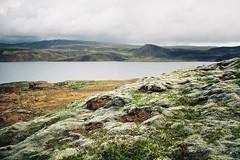 Iceland Adventures ! (Hëllø i'm Wild) Tags: analog film 35mm canonae1 iceland icelandadventures travel hike outdoor nature adventures kodakgold200 kleifarvatn