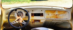 Radio Not Included (Neal3K) Tags: henrycountyga georgia vw volkswagen vintage relic rust