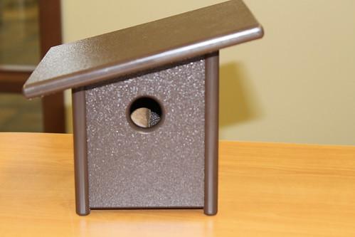 Pitch Modern Birdhouse