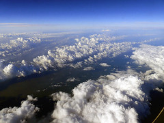 Clouds in Rows (Kombizz) Tags: 1170914 kombizz 2016 clouds aerialphotography birdseyeview cloudsinrows