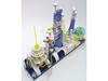Skyline - Technopolis, Angle 4 (BrickBlvd) Tags: lego micro architecture skyline future futuristic city technopolis
