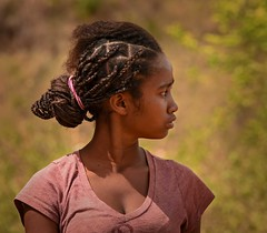 Malagasy Girl (Rod Waddington) Tags: africa african afrique afrika ethnic ethnicity culture cultural child girl outdoor candid portrait people