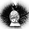 Clock Work Steam Punk (clarkcg photography) Tags: blackandwhite altered modification ornament decoration dress bw blackwhite steampunk gears time