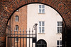 Open Gate (Håkan Dahlström) Tags: 2018 architecture black copenhagen danmark denmark gate photography københavn xt1 f90 1420sek xc50230mmf4567ois uncropped 4008042018103916 københavnv dk