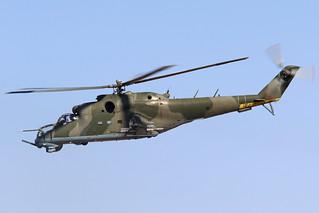 Mi-24D Hind N114VS