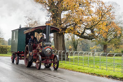 S.O.D.E.M road run 2017 (Ben Matthews1992) Tags: sodem road run gloucestershire britain british england steam engine traction burrell tractor 5ton ab8795