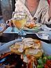 Sabores (Aprehendiz-Ana Lía) Tags: flickr sabores dieta color sabor almuerzo pranzo colazione argentina mdq amistad mujer analialarroude otoño imagen interior gente lunch nikon