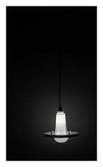 GYR (Alexandra Kfr) Tags: blackandwhite frame light lamp creation 50mm dark design