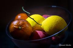 Citron trompe l'oeil
