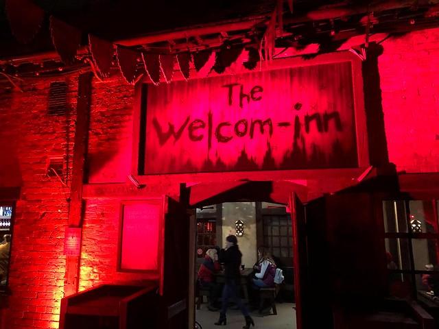The Welcome-Inn