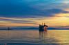 theBlue (ant 52) Tags: nikon d5100 sea blue sky ship boat