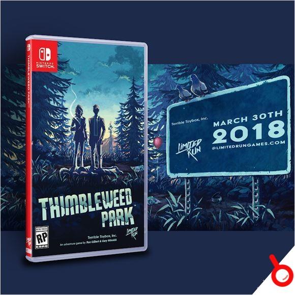 《銀蓮花公園》將在PlayStation 4和Switch上推出實體版
