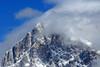 Antelao (Tabboz) Tags: montagna neve nuvole cima panorama ciaspole cielo sentiero salita valzoldana vetta rifugio bosco