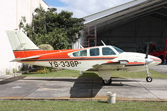 YS-338P Beech 95-E55 Baron (pslg05896) Tags: ys338p beech beechcraft baron gua mggt guatemalacity laaurora