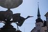 Storkespringvandet (Håkan Dahlström) Tags: 2018 storkespringvandet art bird copenhagen danmark denmark fountain photography københavn xt1 f13 1350sek xc50230mmf4567ois uncropped 10408042018124621 københavnk dk