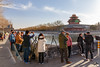 Onlookers at the Forbidden City Wall (janniswerner) Tags: asia asian beijing china chinese eastasia eastasian forbiddencity peking architecture backlit banks barrier beautiful building buildings castle city cityscape corner destination evening famousplace fortification fortified historic lake landmark moat old onlookers people photospot photographer photographers river riverbank riverbanks spring sunlit sunny sunset surroundingwall tourists tower towers traditional travel traveldestinations tripods urban wall water street streetphotography