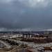 Cloudy, dark day