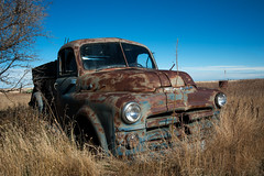 Major Farm 4.jpg (Dcysiv Moment) Tags: old house relic saskatchewan farm rural abandon truck field major canada ca