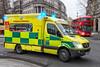 London Ambulance Service (FrogFootTV) Tags: londonambulanceservice london ambulance service londonambulance emergency code3 emt paramedic medic doctor nhs 999 999response code3response blue lights bluelights ambulancelights ambulanceresponding mercedessprinter mercedesbenzsprinter first responders firstresponders londonstreets londyn uk england gb greatbritain british londoncity cityoflondon trafalgarsquare red bus londonbus routemaster londonbuses
