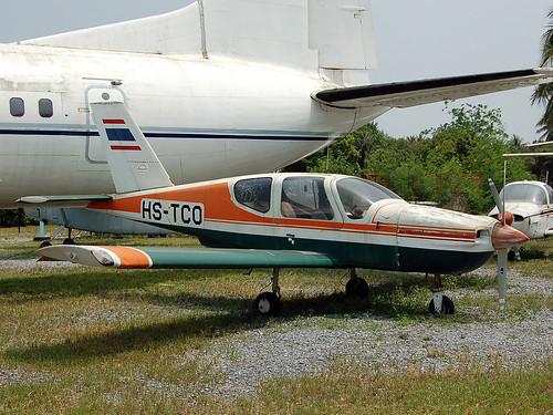 HS-TCO Socata TB-9 Tampico