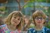 Siblings (jta1950) Tags: kids child enfant children person people portrait girl boy fille garcon little young texture painterly