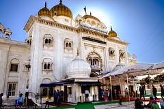 New Delhi - Gurudwara Bangla Sahib (Robert GLOD (Bob)) Tags: architecture building construction religion religious sikh sikhism spiritual spirituality temple temples delhi inde ind in india