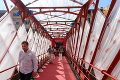 Temps de flors_0286 (Joanbrebo) Tags: gerona cataluña españa es pontdelespeixateriesvelles pont puente bridge gente gent people eosd efs1018mmf4556isstm autofocus canoneos80d