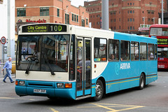 6907 K107 OHF (Cumberland Patriot) Tags: arriva north west england on merseyside in liverpool volvo b10b northern counties paladin 6907 k107ohf