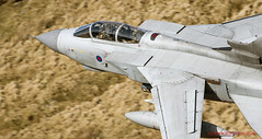 RAF Tornado Gr4 (JetPhotos.co.uk) Tags: aviation bobsharplesphotography defence hills lfa7 lowflying lowflyingarea7 mountains roundabout snowdonia valley valleys wales welsh aircraft training raf tornado gr4 royalairforce wwwjetphotoscouk za588 056 uk