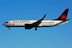 C-FSEQ (Air Canada) (Steelhead 2010) Tags: aircanada boeing b737 b737max8 yyz creg cfseq