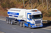 SCANIA R440 - A & R BURNETT Doune Stirling (scotrailm 63A) Tags: lorries trucks tankers