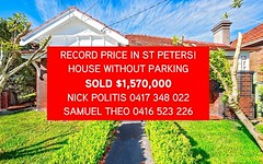 63 Silver Street, St Peters NSW