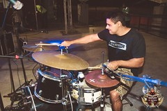 Jato Invisível - Ressaca do Palco do Rock 2018 (Against The Media) Tags: 📷 fotos do show da banda jato invisível na ressaca palco rock 2018 concha acústica roger batera