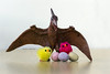 Who knew? (hehaden (away for a week or so)) Tags: pterodactyl pterodactylus chick fluffy yellow pink eggs eastereggs chocolate easter sel90m28g