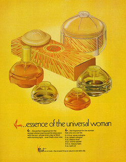 1972 Ad, K Fragrance by Koscot