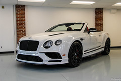 2018 Bentley Continental Supersports Convertible (Rivitography) Tags: rare exotic fast car expensive horsepower luxury greenwich connecticut 2018 canon rebel t3 adobe lightroom rivitography bentley convertible continental supersports white