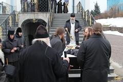 13. Похороны схимон. Любови в Богородичном