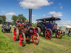 Shrewsbury Steam Rally 2017 (Ben Matthews1992) Tags: shrewsbury steam rally 2017 salop shropshire old vintage historic preserved preservation traction engine tasker tractor horses friend by160 sentinel bf5417 super