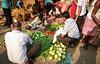 New Market Area - Kolkata - India (Wolfgang Krausse) Tags: gemüse vegetable aubergine okra ladyfinger