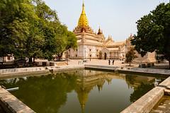 Myanmar-20180324-1283 (ShaneAndRobbie) Tags: mandalayregion myanmarburma mm myanmar burma bagan pagoda temple baganarchaeologicalzone baz ananda favourite