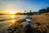 DSC01403 (Damir Govorcin Photography) Tags: sunset golden hour sand wide angle sky boats watsons bay sydney zeiss 1635mm sony a7rii water sea