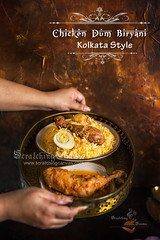 Kolkata Chicken Biryani (Rimli D) Tags: foodstyling foodblog foodphotography foodpicture foodblogger foodporn food festivalfood nikkor nikon indianfood indianstaples darkphotography desikhana moodphotography festive blogger bengalifood bangladeshifood biryani chickenchaap