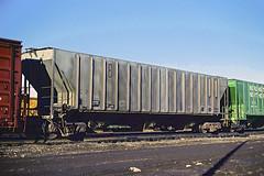 CB&Q Class LO-10 184972 (Chuck Zeiler) Tags: cbq class lo10 184972 burlington railroad covered hopper freight car cicero train chuckzeiler chz